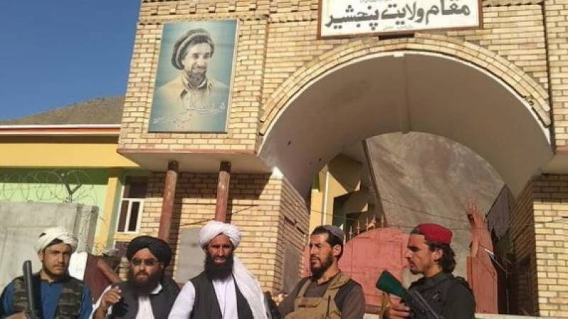 Taliban flags fly over Panjshir but fighters vow resistance