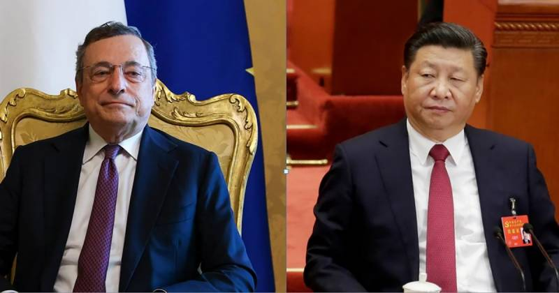 China, Italy leaders moot G20 summit on Afghanistan