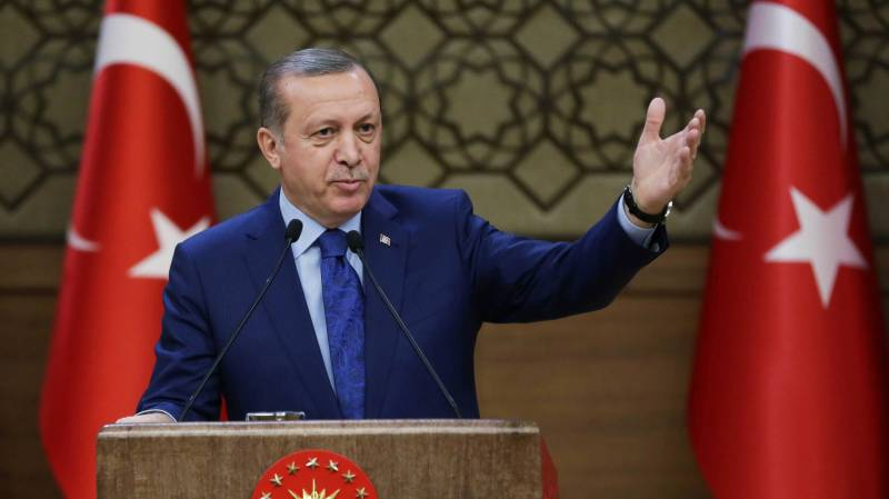 Erdogan cautious on new Afghan government