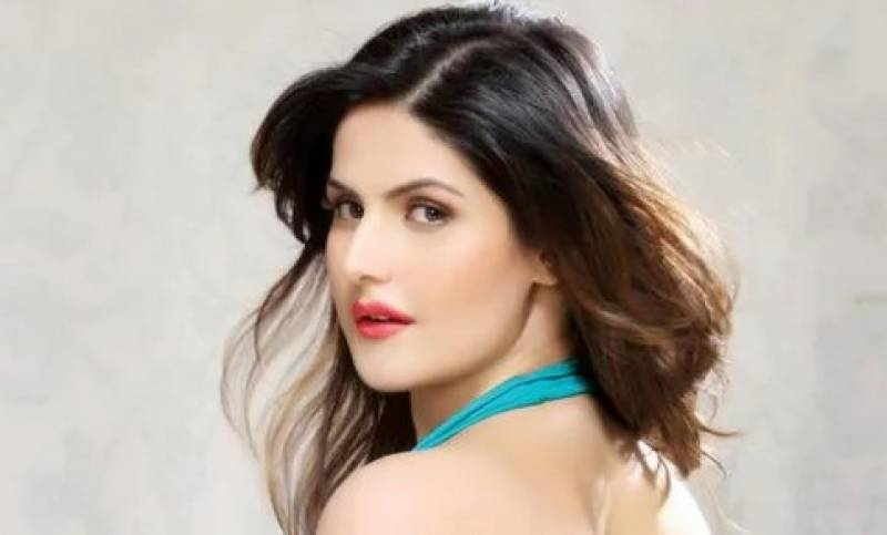 Zareen Khan sad to see deserted theatres