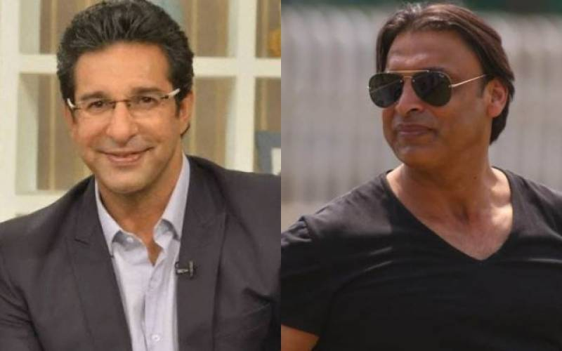 """Shoaib's bouncer to Wasim: """"Akram has spent his entire life at clubs"""""""