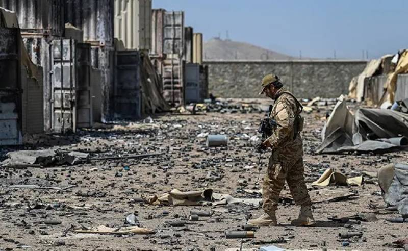 Victorious Taliban gloat over ruins of CIA's Afghan base