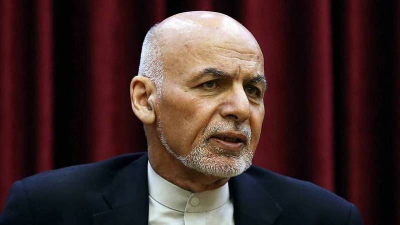 Ex-Afghan president Ghani apologises, regrets 'how it ended': statement