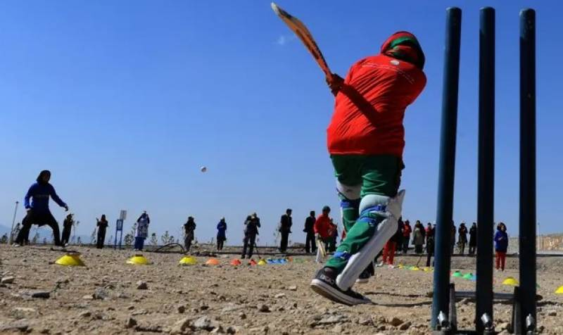Taliban say Afghan women to be banned from playing sports