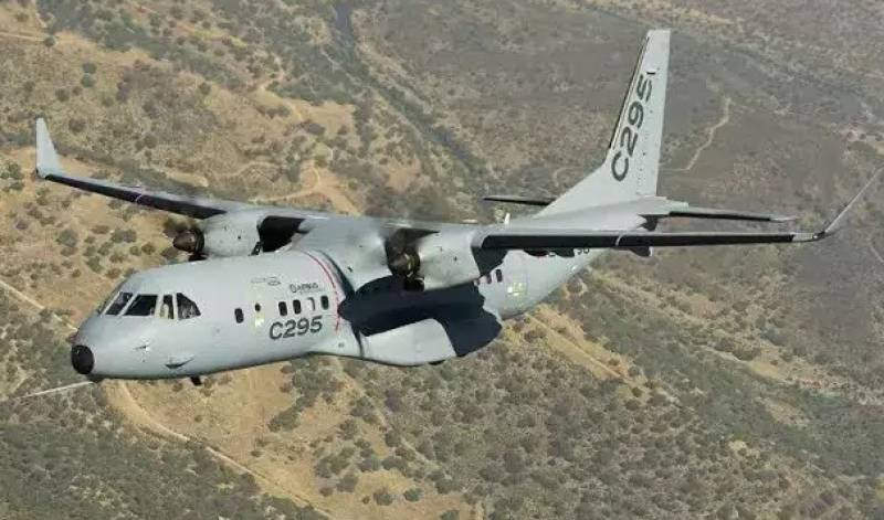 Airbus, India sign $3b deal for military planes