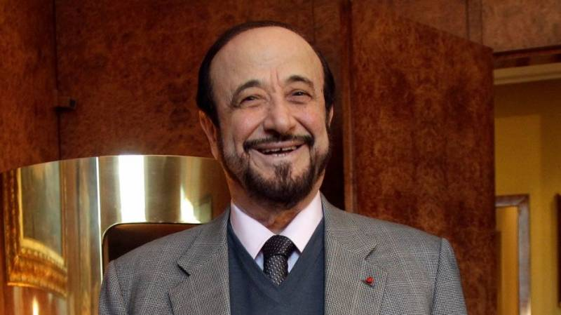 French jail term confirmed for uncle of Syria's Assad