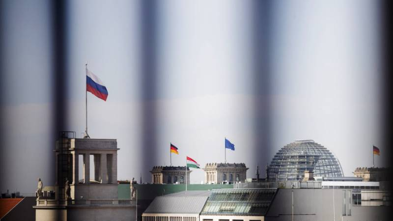 Germany probes claims of pre-election MP hacking by Russia