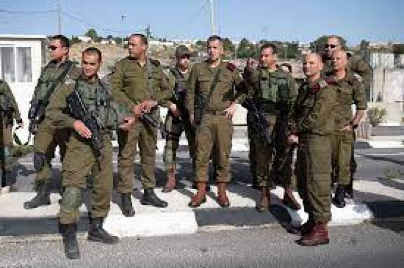 Israel pours troops into West Bank to hunt down prison fugitives