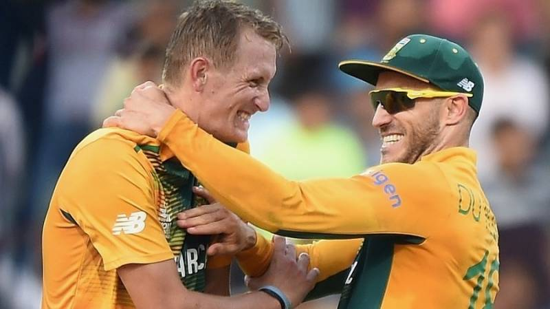 No Du Plessis, Morris in South Africa T20 World Cup squad