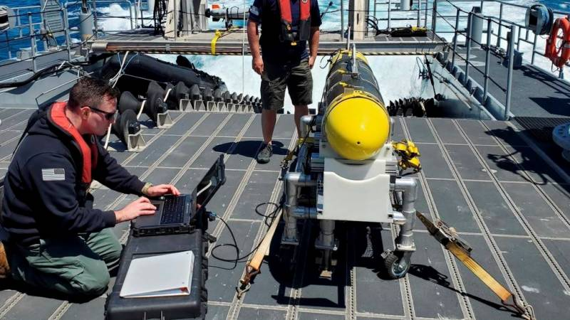 US Navy sets up Gulf drone task force amid Iran tensions