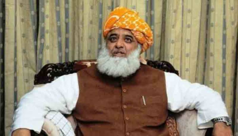 Fazl proposes elections' boycott on EVM issue in PDM meeting