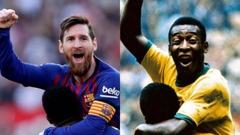 Messi breaks Pele goal-scoring record as Argentina rout Bolivia
