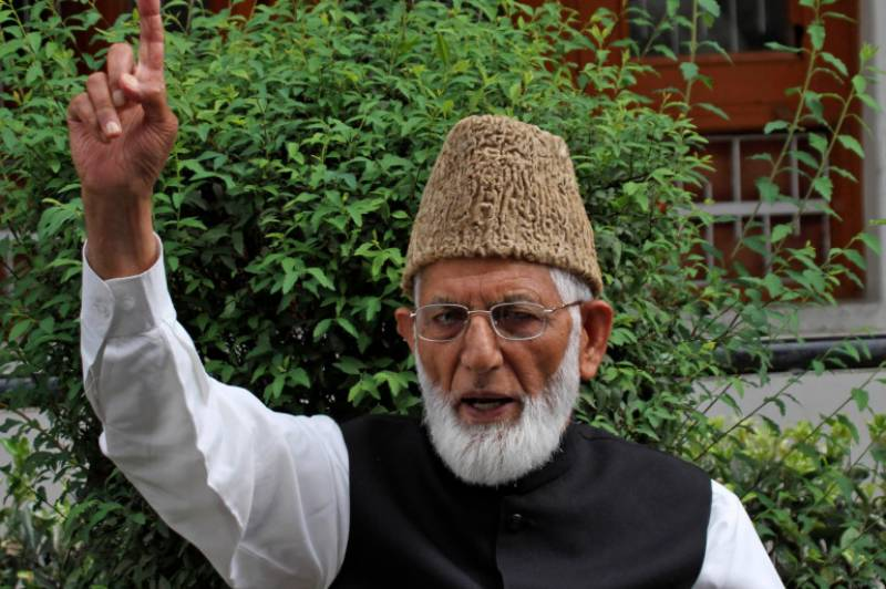 The passing of Syed Ali Geelani: A Colossal loss to the nation of Kashmir