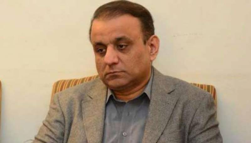 Aleem Khan decides to resign from ministry