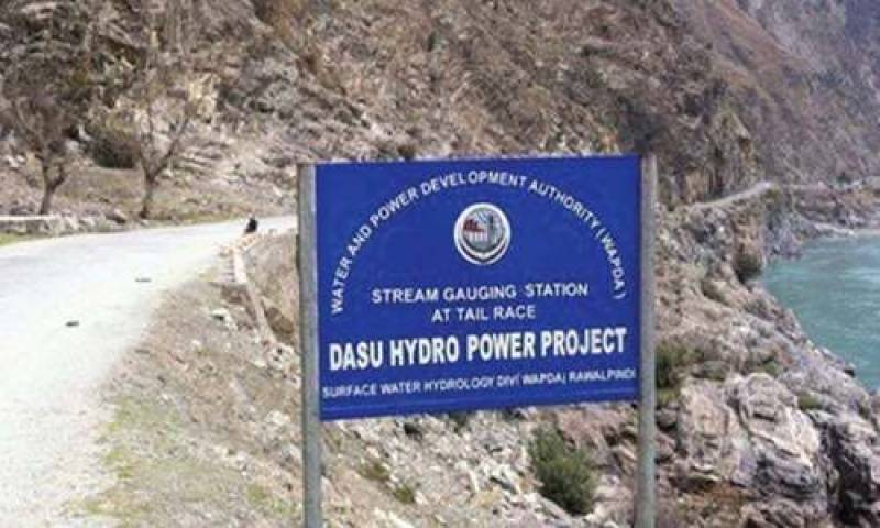 Army deployed at Dasu project, Chinese company yet to start work