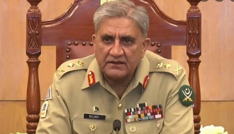 COAS, Spanish FM discuss evacuations from Afghanistan