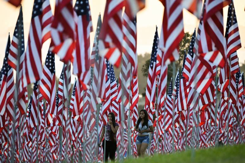 US honours 9/11 dead on 20th anniversary of attacks
