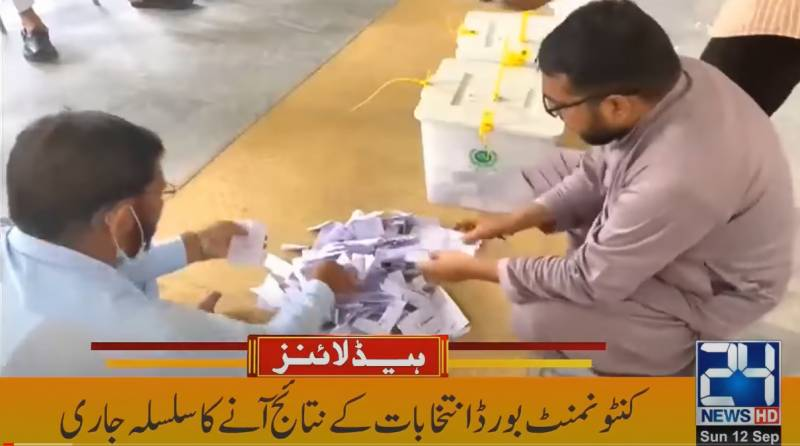 Cantonment board polls: Independent candidates rule the roost in Multan