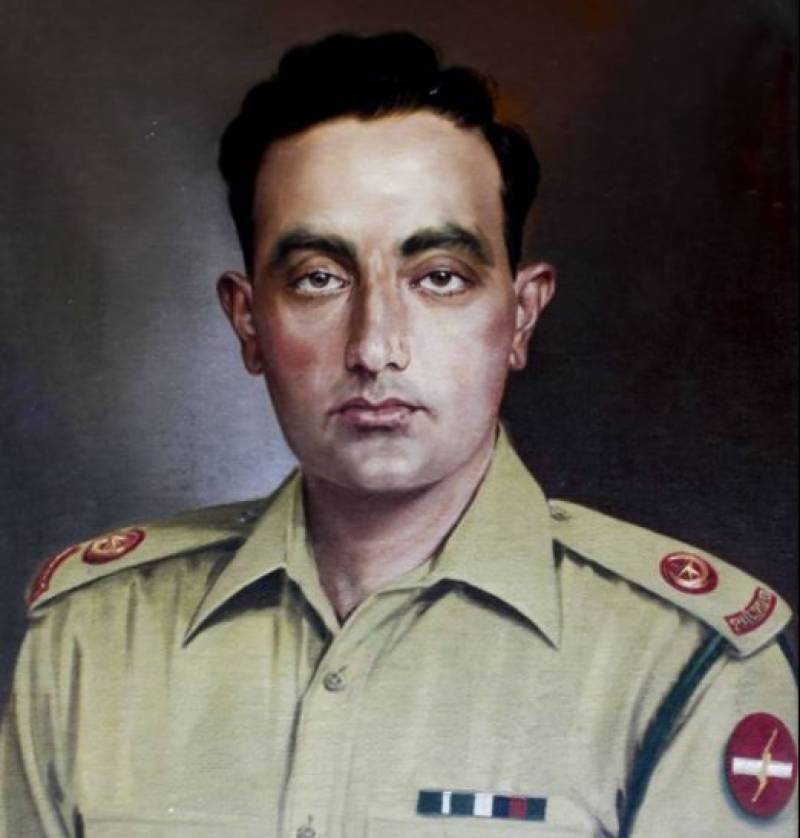 'Defender of Lahore' Major Aziz Bhatti remembered on 56th martyrdom anniversary