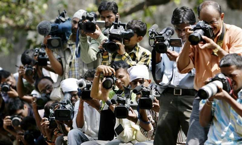 Journalists, civil society take out rally against PMDA