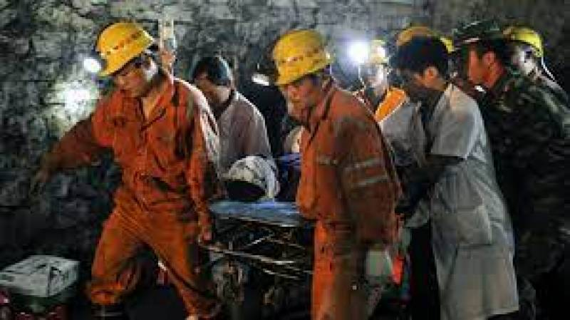 19 Chinese workers trapped in coal mine found dead