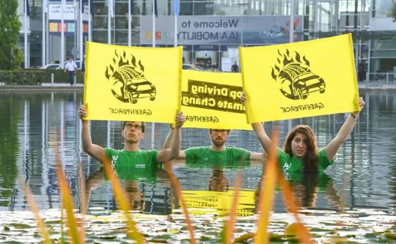 Little to celebrate after 50 years of activism: Greenpeace chief