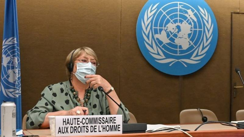 Taliban breaking promises to women: UN rights chief