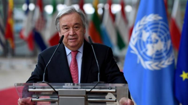 Vital to engage with Taliban: UN chief