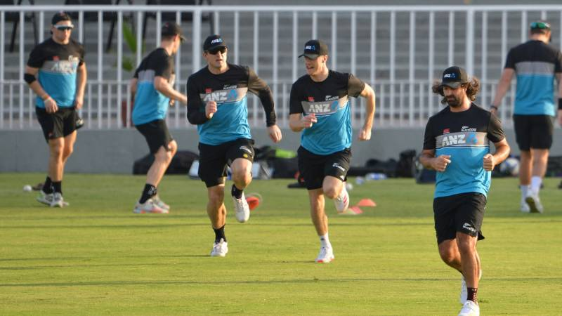 New Zealand ready for a crack at Pakistan