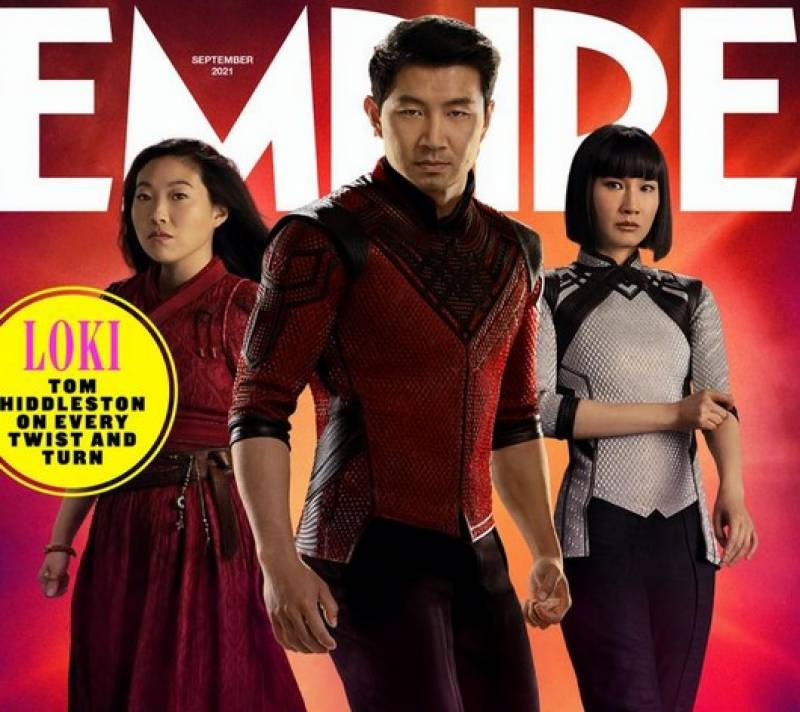 'Shang-Chi'leads N.America box office for second week