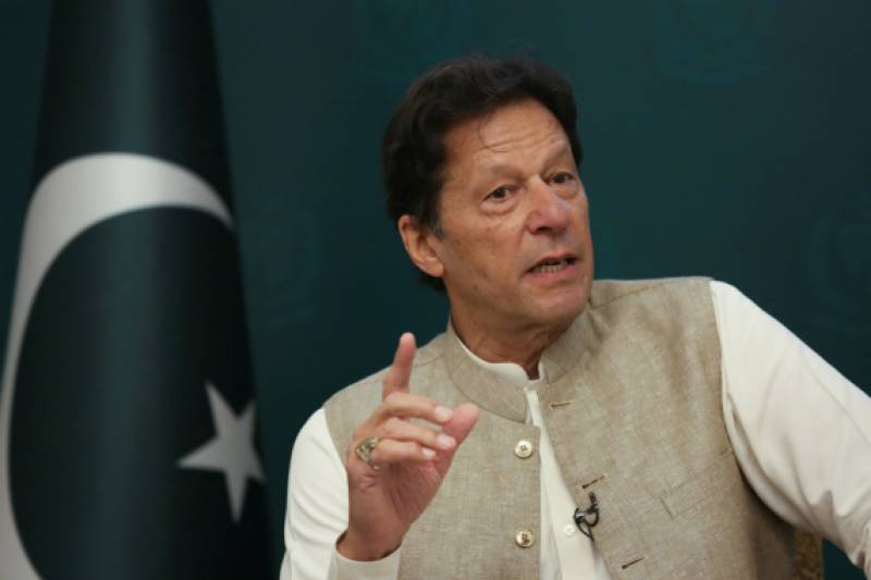 Imran urges world to incentivize Taliban on issues like women rights