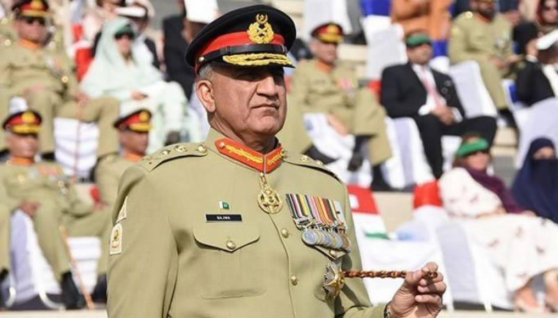 COAS lauds PAF sacrifices for country