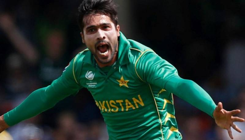 Fast bowler Amir refuses to accept PCB's contract