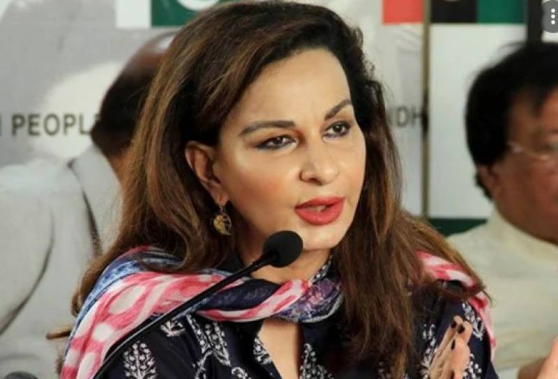 PPP's Sherry Rehman terms govt's 'intimidation' of ECP pre-poll rigging