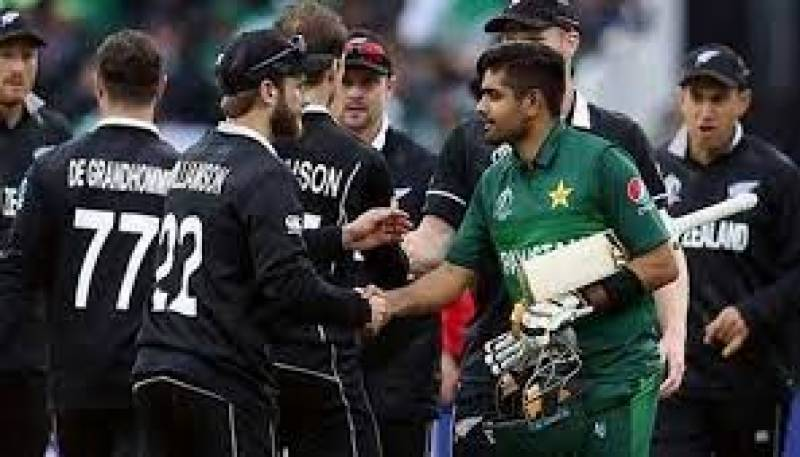 Pakistan announces squad for first ODI against New Zealand