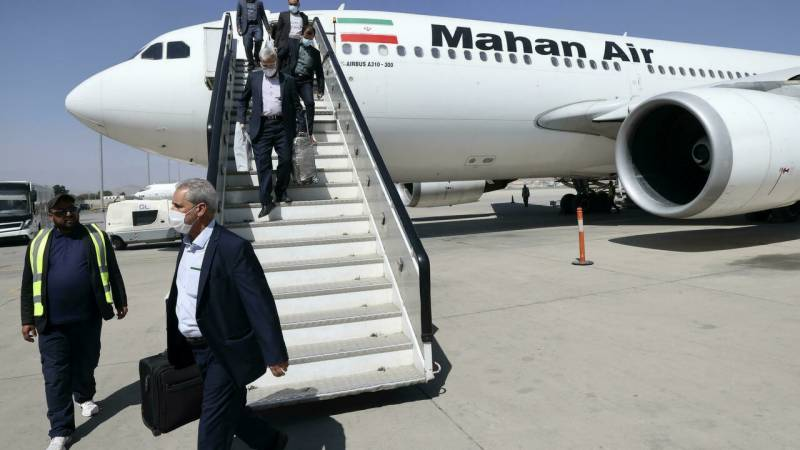Iran resumes commercial flights to Afghanistan