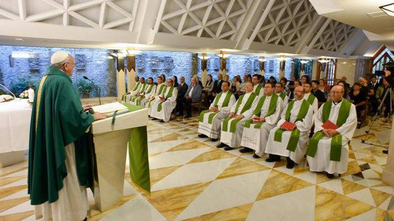 Pope says abortion is murder, urges 'pastoral' approach