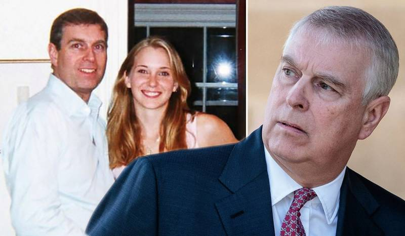UK court agrees to notify Prince Andrew about US sex case