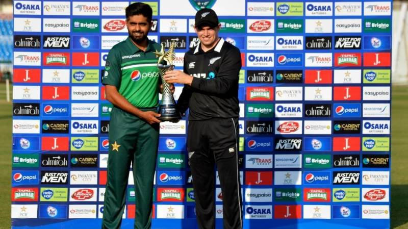 Buoyant Pakistan ready to host No1 ranked New Zealand after 18 years
