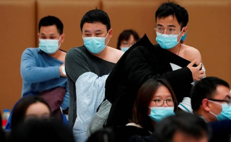 China fully vaccinates more than 1 billion people
