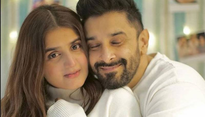 Does Hira Mani hold the upper hand in her relationship with husband Mani?