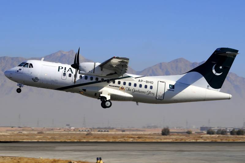 PIA to launch Lahore-Peshawar flights from October 1