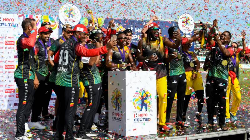 Patriots crowned 2021 Hero CPL Champions in last ball thriller