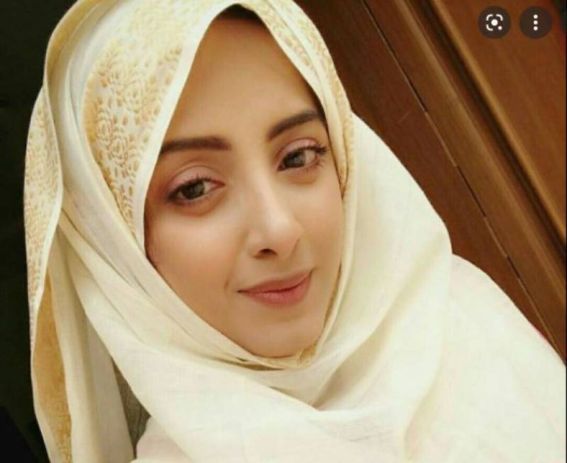 Veiled Sanam Chaudhry's BIG NO to companies for promotion of their products