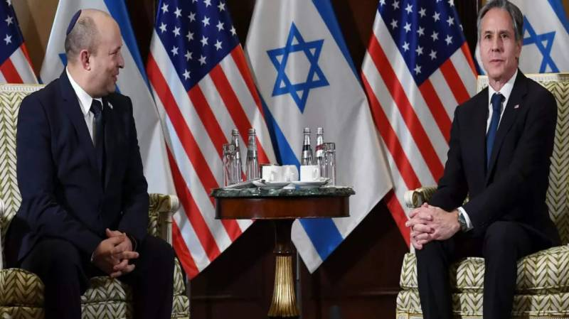 Blinken urges more normalization with Israel on anniversary