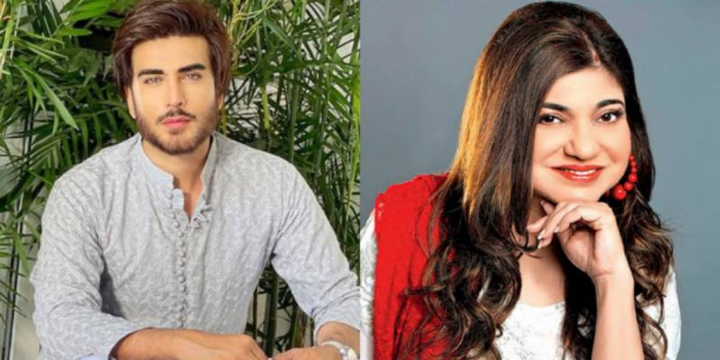 Bollywood singer Alka Yagnik can't wait for the release of Imran Abbas' upcoming drama