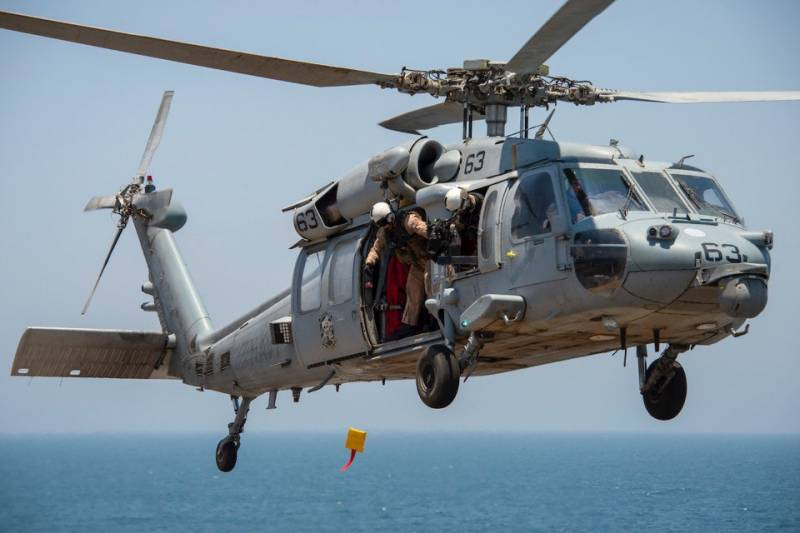 US approves $500m helicopter maintenance deal for Saudis