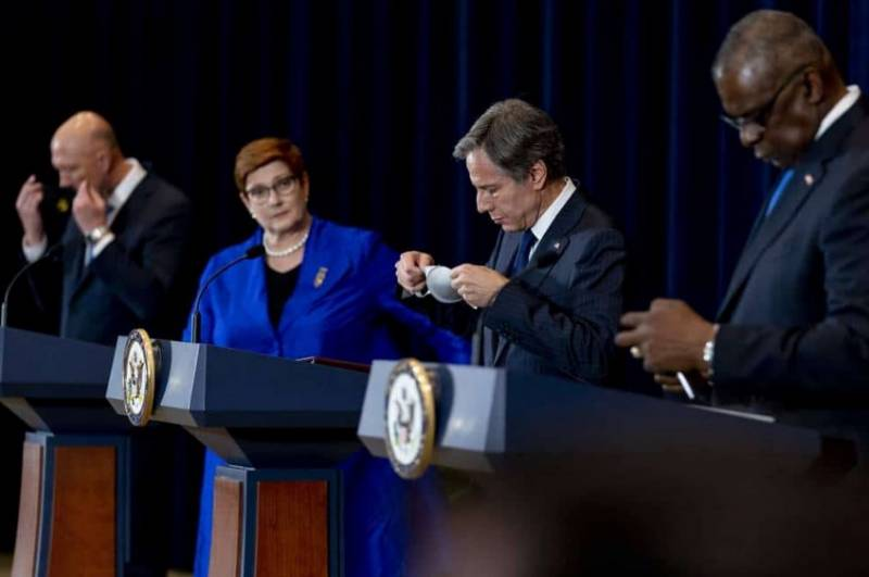 France furious over US-UK nuclear deal for Australia