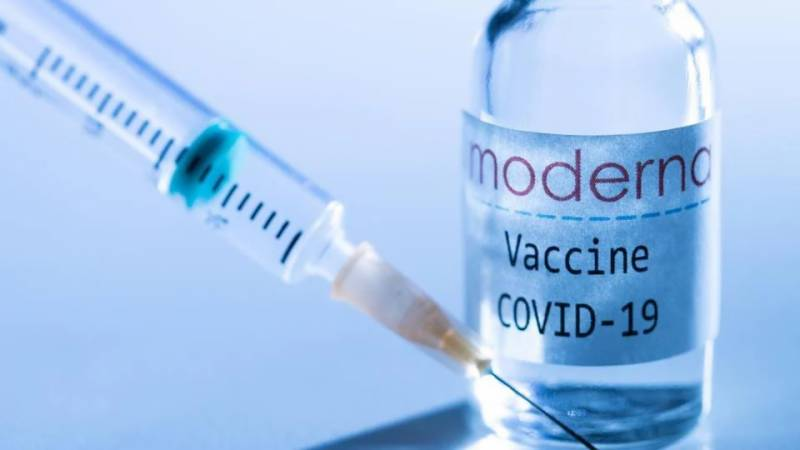 Moderna Covid vaccine edges Pfizer in new US research