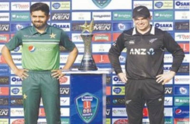 Pakistan, New Zealand clash in first one-dayer today